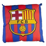 Barcelona Crest Cushion