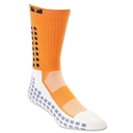 TRUSOX Crew Length Sock Cushion (Orange)