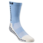 TRUSOX Crew Length Sock-Cushion (Sky)