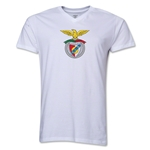 Benfica V-Neck T-Shirt (White)