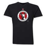 Xolos de Tijuana V-Neck T-Shirt (Black)