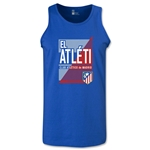 Atletico Madrid El Atleti Tank Top (Royal)
