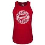 Bayern Munich Halftone Tank Top (Red)