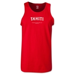 Tahiti FIFA Beach World Cup 2013 Tanktop (Red)