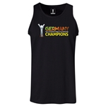 Germany FIFA U-20 Women's World Cup Canada 2014 Champions Tank Top (Black)