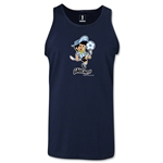 1978 FIFA World Cup Guachito Mascot Tank Top (Navy)