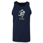 1978 FIFA World Cup Gauchito Mascot Tank Top (Navy)