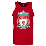 Liverpool Liver Bird Tank Top (Red)