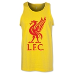 Liverpool Liver Bird Tank Top (Yellow)