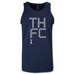 Tottenham Pixel Graphic Tank Top (Navy)