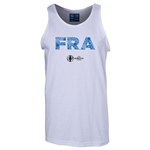 France Euro 2016 Elements Tank Top (White)