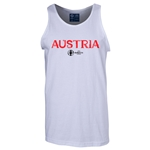 Austria Euro 2016 Core Tank Top (White)