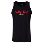 Austria Euro 2016 Core Tank Top (Black)