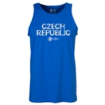 Czech Republic Euro 2016 Core Tank Top (Royal)