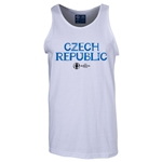 Czech Republic Euro 2016 Core Tank Top (White)