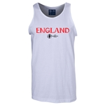 England Euro 2016 Core Tank Top (White)