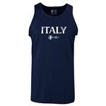 Italy Euro 2016 Core Tank Top (Navy)