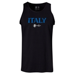 Italy Euro 2016 Core Tank Top (Black)