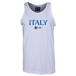 Italy Euro 2016 Core Tank Top (White)