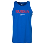 Russia Euro 2016 Core Tank Top (Royal)
