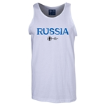 Russia Euro 2016 Core Tank Top (White)