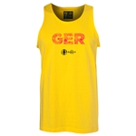 Germany Euro 2016 Elements Tank Top (Yellow)
