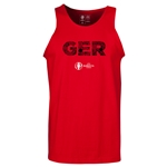 Germany Euro 2016 Elements Tank Top (Red)