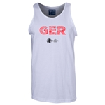 Germany Euro 2016 Elements Tank Top (White)