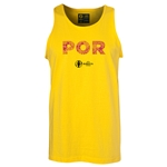 Portugal Euro 2016 Elements Tank Top (Yellow)