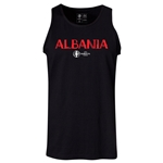 Albania Euro 2016 Core Tank Top (Black)