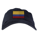 Colombia Unstructured Adjustable Cap (Black)