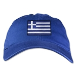 Greece Unstructured Adjustable Cap (Royal)