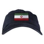 Iran Unstructured Adjustable Cap (Black)