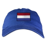 Netherlands Unstructured Adjustable Cap (Royal)