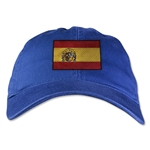 Spain Unstructured Adjustable Cap (Royal)
