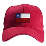Chile Flexfit Cap (Red)