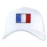 France Flexfit Cap (White)