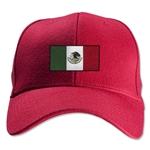 Mexico Flexfit Cap (Red)