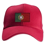 Portugal Flexfit Cap (Red)