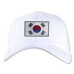 South Korea Flexfit Cap (White)