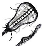 deBeer XX Impulse Pro Full Stick Gripper- S Pocket-17 Laces (Black)