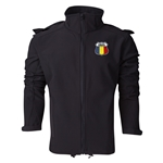 Romania Performance Softshell Jacket (Black)