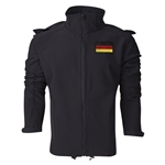 Germany Performance Softshell Jacket (Black)