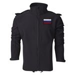 Russia Performance Softshell Jacket (Black)