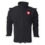 Switzerland Performance Softshell Jacket (Black)