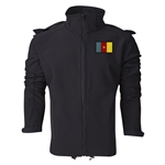 Cameroon Performance Softshell Jacket (Black)