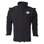 Nigeria Performance Softshell Jacket (Black)