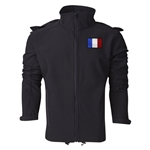 France Performance Softshell Jacket (Black)