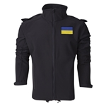 Ukraine Performance Softshell Jacket (Black)