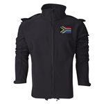 South Africa Performance Softshell Jacket (Black)